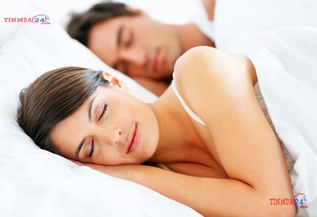 Giam cân nhờ ngủ đủ giấc