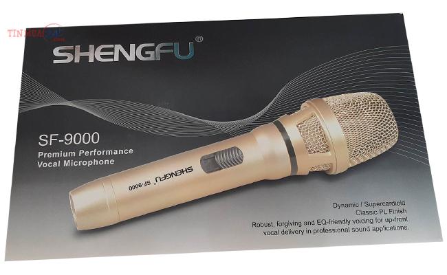 Micro Có Dây SHENGFU SF-9000A
