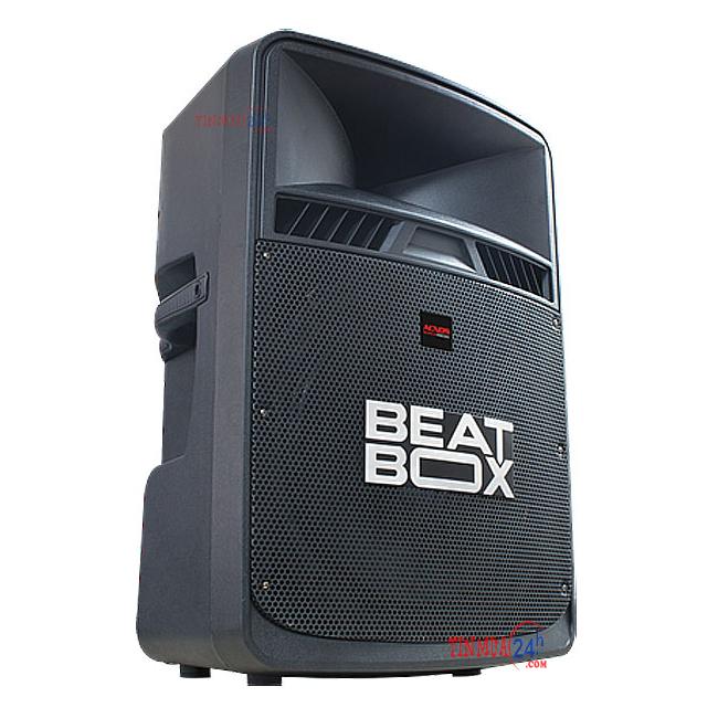 Mặt bên Loa Karaoke Di Động Acnos Beatbox KB50U