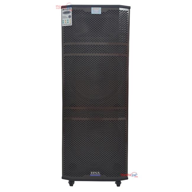 loa vali kéo công suất lớn HNA 2018