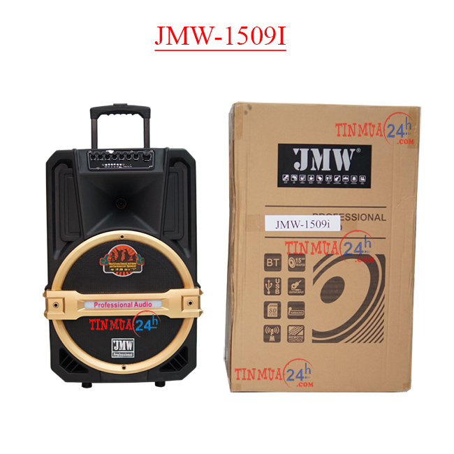 Loa vali kéo JMW 1509I