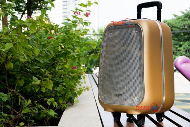 Loa vali kéo Bluetooth