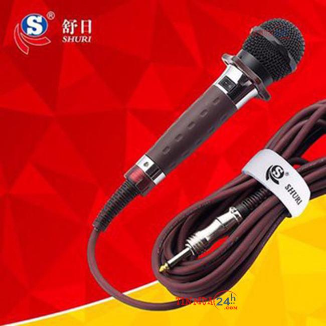 Micro có dây  Shuri SR-958