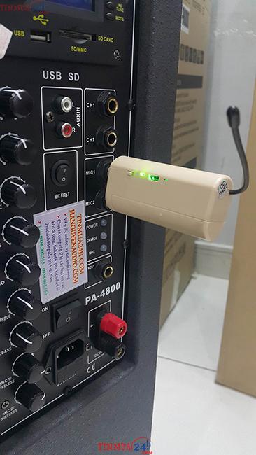 Micro đầu thu Hãng K.90