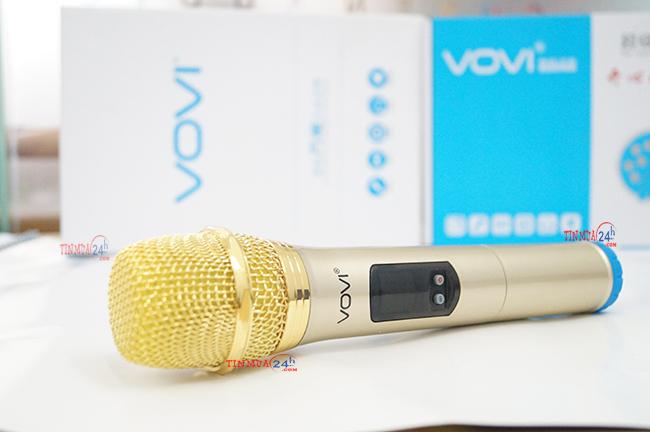 Micro Đầu Thu VOVI V12