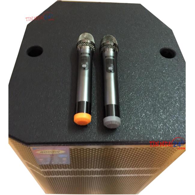 Micro Loa Kéo Di Động Công Suất Khủng Bose DK-715Plus