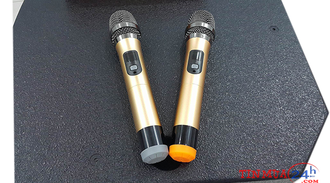 Micro Loa Kéo Di Động Bose DK 9898FX