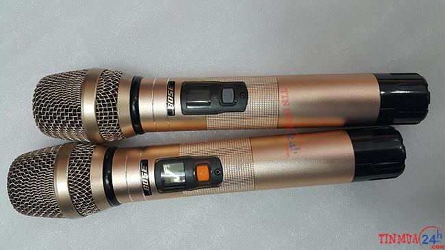 Micro Loa Kéo Karaoke Di Động Tích Hợp Màn Hình Bose KT-9915