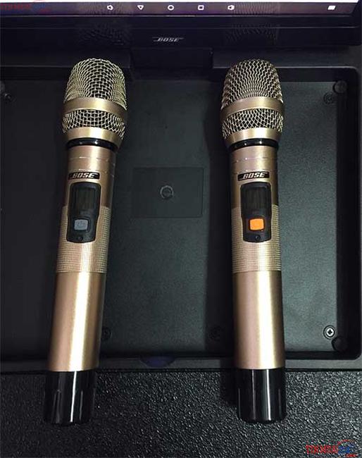 Micro Loa Kéo Di Động Có Màn Hình Bose KT-9915FX