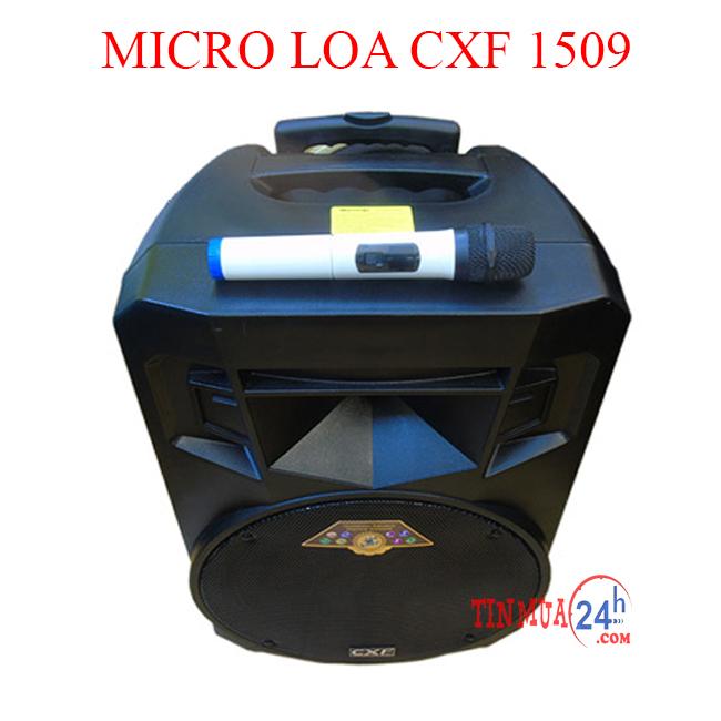 micro loa vali kéo di động CXF 1509
