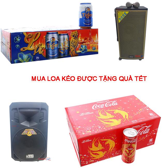 Mua loa keo keo tang qua