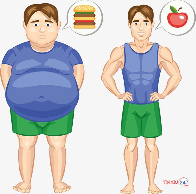Tăng cân không kiểm soát