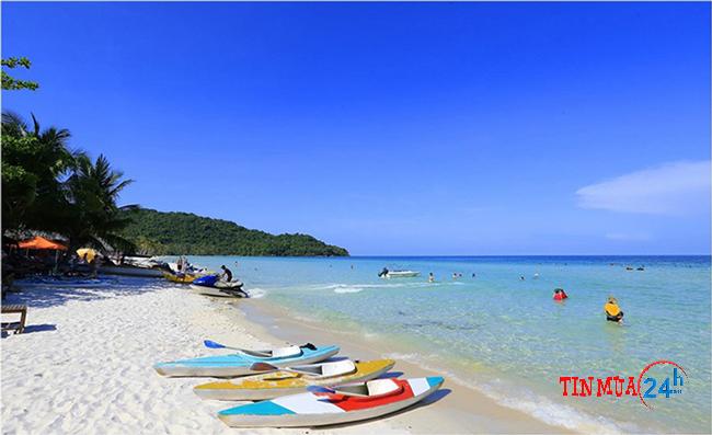 Bãi biển Phú Quý