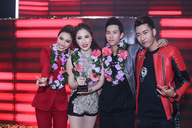 Bảo Thy chiến thắng The remix bằng dòng nhạc EDM