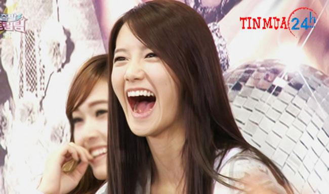 Cười thả ga khi gặp chuyện vui