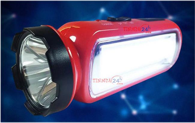 Đèn Pin 2 Trong 1 Kenneze KN- 4316