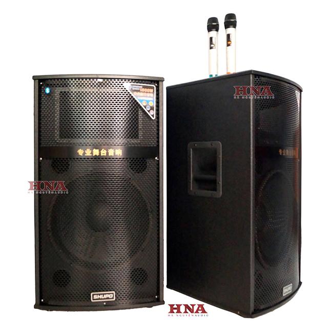 Loa điện hát karaoke chính hãng Shupo BT 127