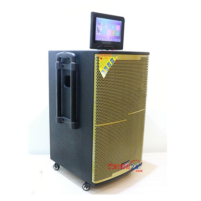 Mặt bên Loa Kéo Tích Hợp Màn Hình Bose TV 4500