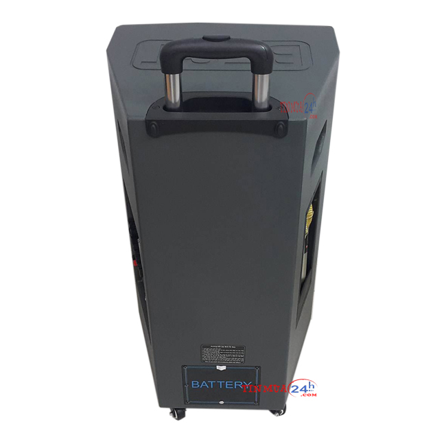Mặt sau Loa Kéo Di Động Best BT-6600