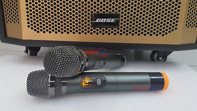 Micro Loa Kéo Di Động Bose DK 6868