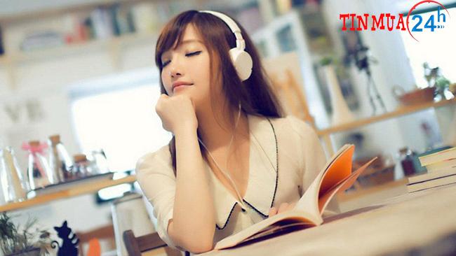 Nghe nhạc cũng là cách thêm cảm hứng cho công việc