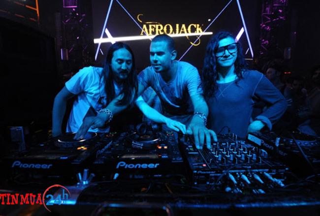 Thể loại nhạc Dubstep thuộc dòng nhạc điện tử EDM