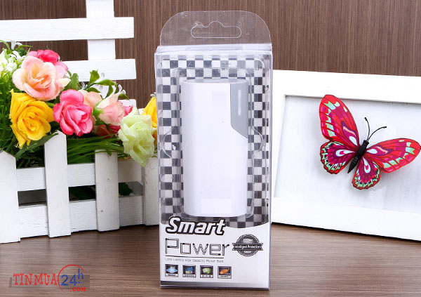 pin sac du phong smart 5600mAh, pin sac du phong smart, pin du phong smart 5600mAh,  sac du phong smart 5600mAh