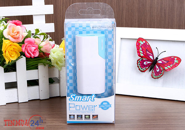 pin sac du phong smart 5600mAh, pin sac du phong smart , pin sac du phong , pin du phong smart 5600mAh, sac du phong smart 5600mAh