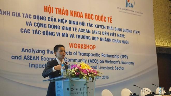 Ông Nguyễn Đức Thành, Giám đốc Viện nghiên cứu Kinh tế và Chính sách (VEPR). Ảnh: VEPR.