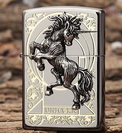 zippo unicorn