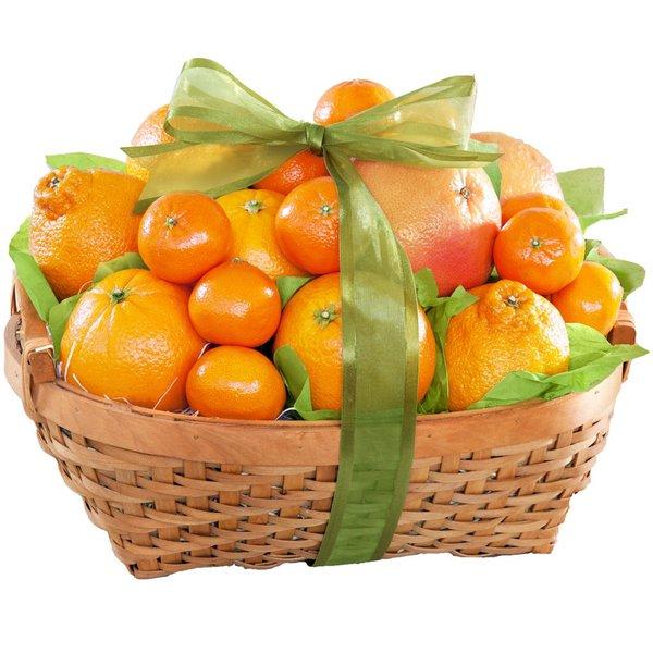 Giỏ Silver Fruits2