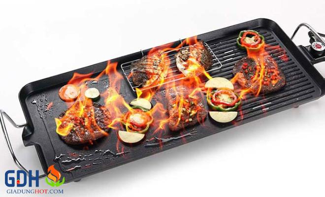 Bếp nướng điện Samsung