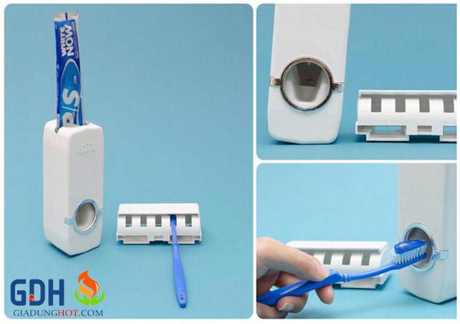 Nặn kem đánh răng Touch Me 5