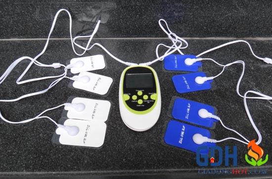 máy massage xung điện đa chức năng