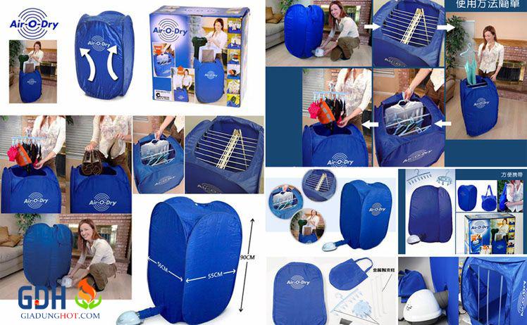 Máy sấy quần áo Air-O-Dry