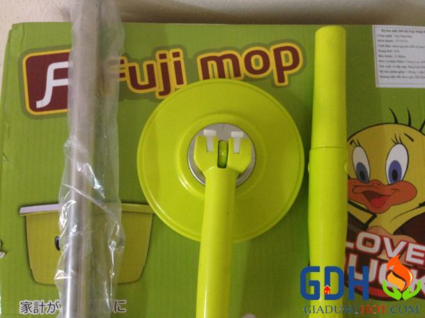 Chổi lau nhà Fuji mop 360