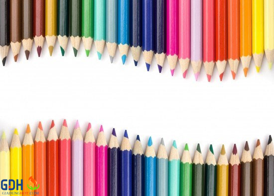 Hộp bút chì màu