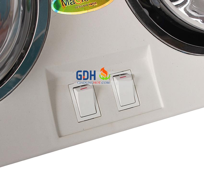 Đèn sưởi nhà tắm Magic One DT-01