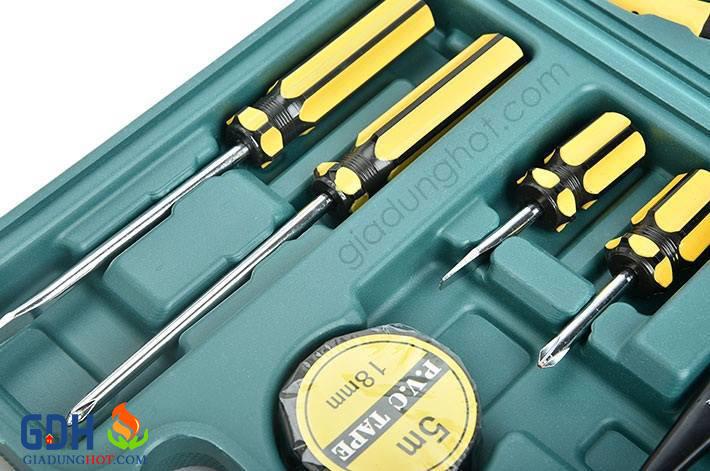 Hộp dụng cụ sửa chữa đa năng 12 món g