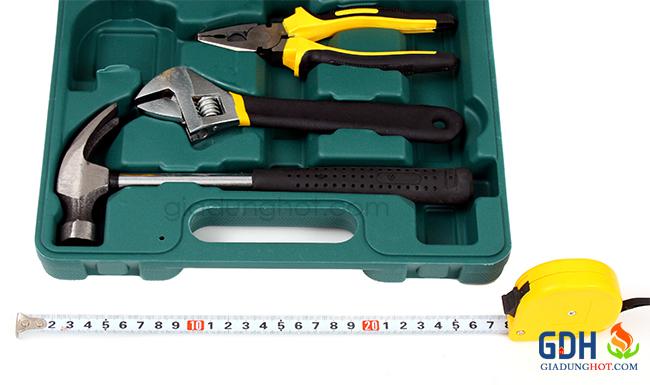 Hộp dụng cụ sửa chữa đa năng 12 món b