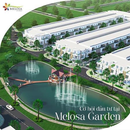 dự án melosa garden
