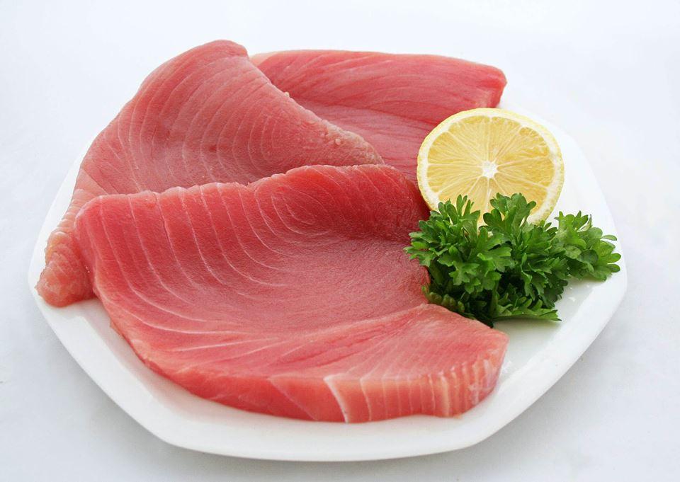 Phi lê cá ngừ đại dương