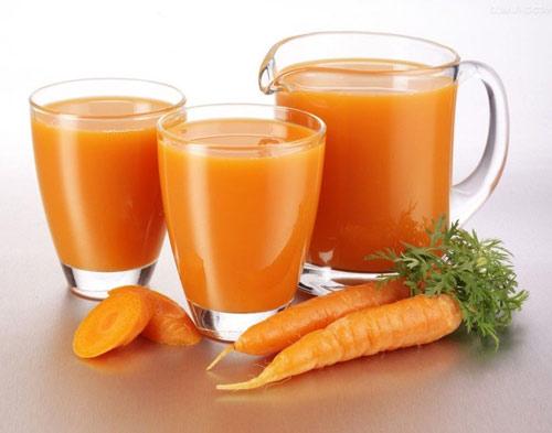 sinh tốt cà rốt