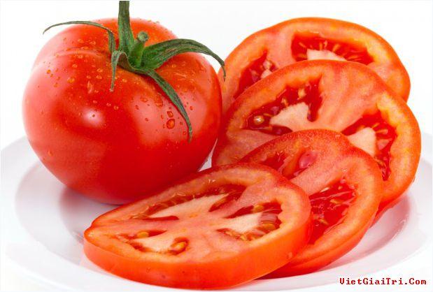 Cà chua giúp giảm cân