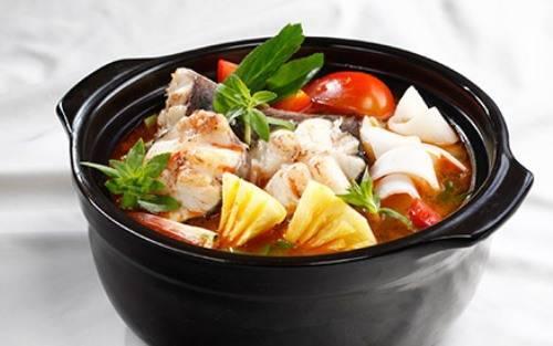 cách chế biến cá bớp nấu canh chua