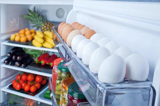 bảo quản thực phẩm để giải nhiệt