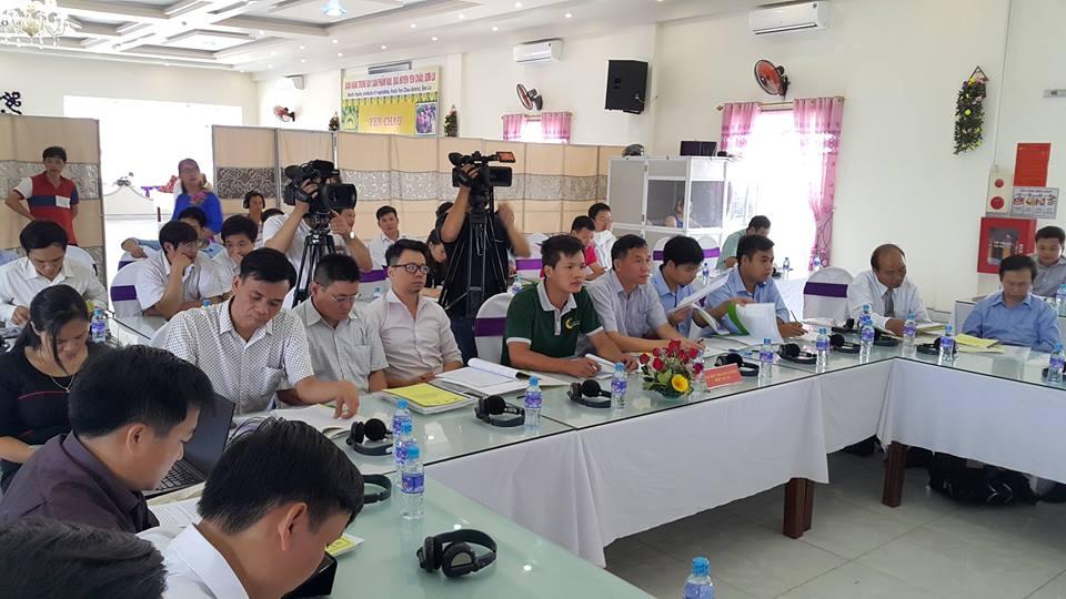 CleverFood ở hội thảo hỗ trợ nông dân Sơn La