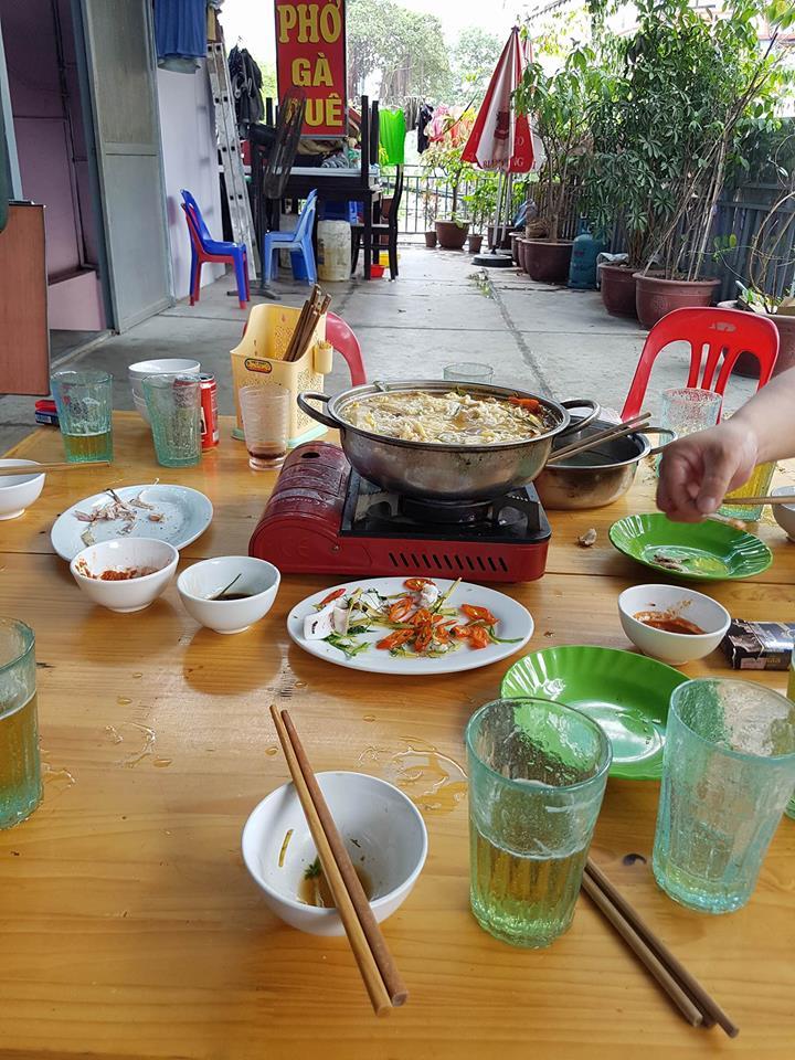 Lẩu nấm Việt ngon tuyệt vời