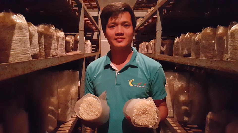 CEO CleverFood - Hà Minh Đức