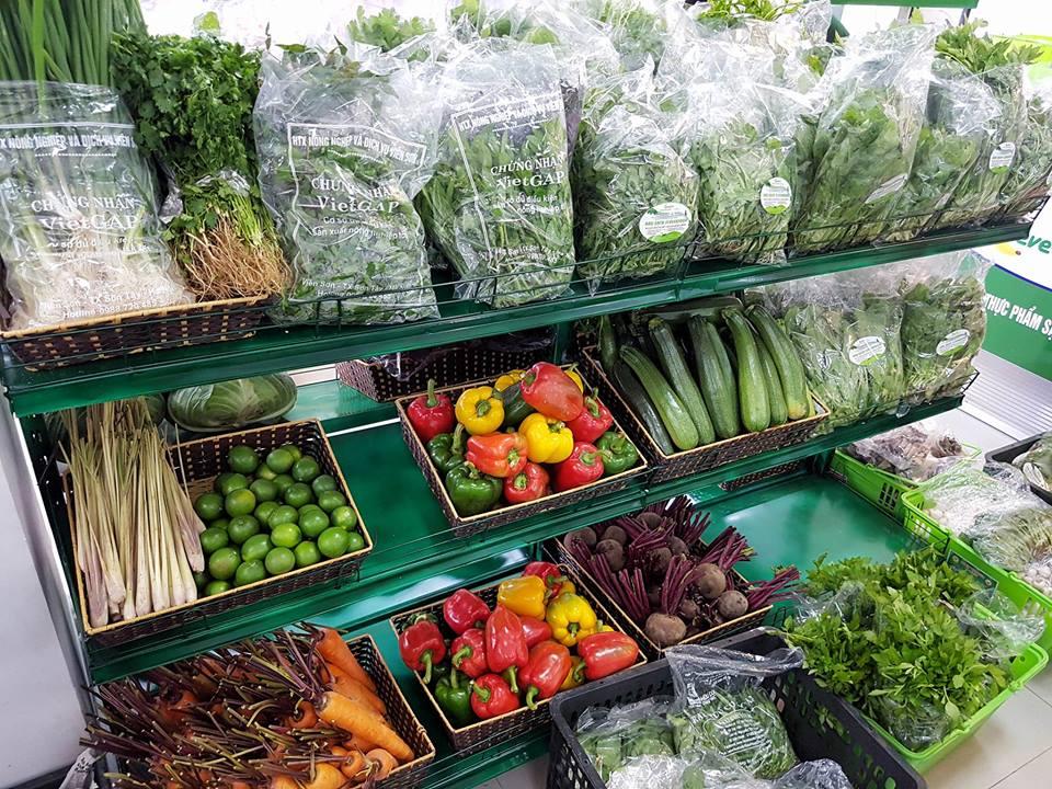 ăn nhiều rau sạch giúp cơ thể nhẹ nhàng, thanh thoát sau Tết